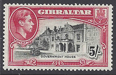 Stamp Auction Stamps British Colonies And Territories Gibraltar Anglo American Appraisal Ebay Auction Lot 2746