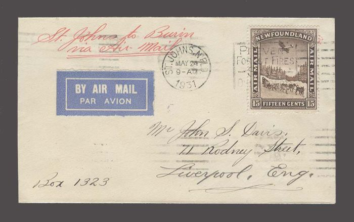 Antonio Torres Worldwide Winter Postal History and Stamps Sale Page