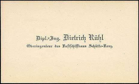 Stamp Auction Sonstiges Zeppelin Schuette Lanz