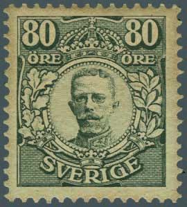Lot 1644 - sweden  -  Corinphila veilingen Netherland and All World Auction