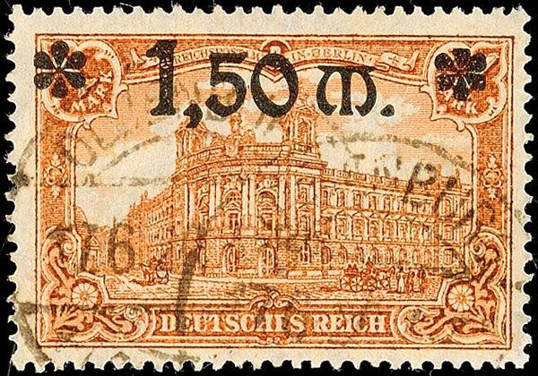 briefmarken deutsches reich preise