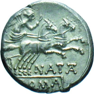 Lot 17 - rome - republican  -  Editions V. Gadoury Monaco 2013 Auction of Prestige Coins