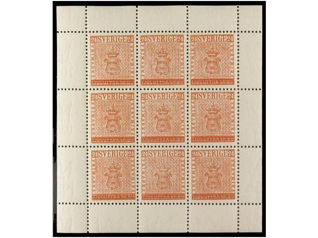 Lot 1739 - sweden  -  Filatelia Llach s.l. Mail Auction #100 -
