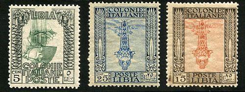 Lot 2428 - colonie italiane libia -  Filatelia Sammarinese Asta pubblica (Public auction) on
