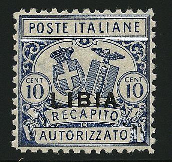 Lot 2439 - colonie italiane libia -  Filatelia Sammarinese Asta pubblica (Public auction) on