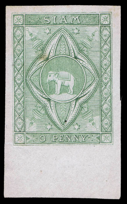 thailand the elephant essays stamp auctions lot 471 general foreign thailand the elephant essays 1881 1882 harmers