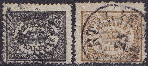 Lot 2266 - sweden  -  Merkurphila OG #15 Stamp & Postal History Auction