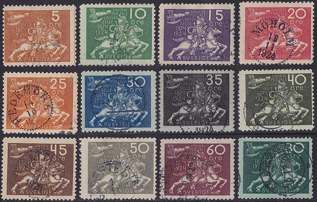 Lot 2282 - sweden  -  Merkurphila OG #15 Stamp & Postal History Auction