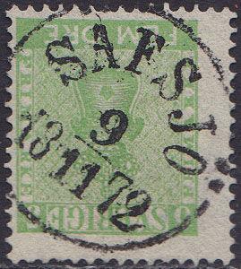 Lot 2270 - sweden  -  Merkurphila OG #15 Stamp & Postal History Auction