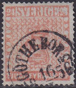 Lot 2264 - sweden  -  Merkurphila OG #15 Stamp & Postal History Auction