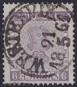 Lot 2271 - sweden  -  Merkurphila OG #15 Stamp & Postal History Auction