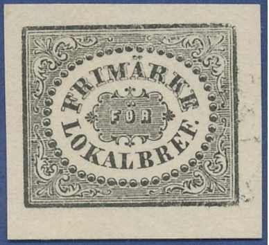 Lot 685 - sweden sweden local stamps -  Postiljonen AB International Auction # 204 - part II