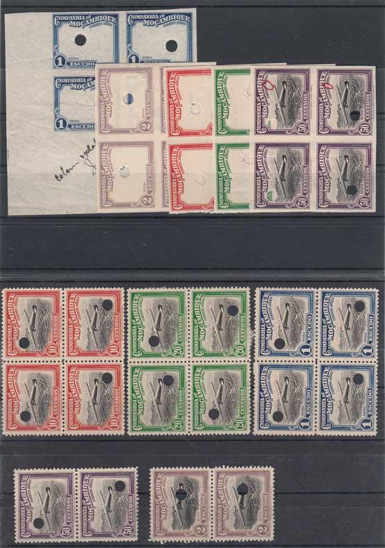 Lot 82 - mozambique  -  Stephan Welz & Co (Pty) Ltd Postage Stamps • Postal History • Banknotes • Coins & Medallions • Autographs • Mandela Memorabilia
