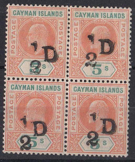 Lot 134 - cayman islands  -  Stephan Welz & Co (Pty) Ltd Postage Stamps • Postal History • Banknotes • Coins & Medallions • Autographs • Mandela Memorabilia