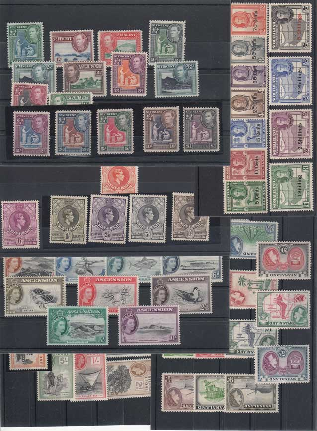 Lot 18 - collections  -  Stephan Welz & Co (Pty) Ltd Postage Stamps • Postal History • Banknotes • Coins & Medallions • Autographs • Mandela Memorabilia