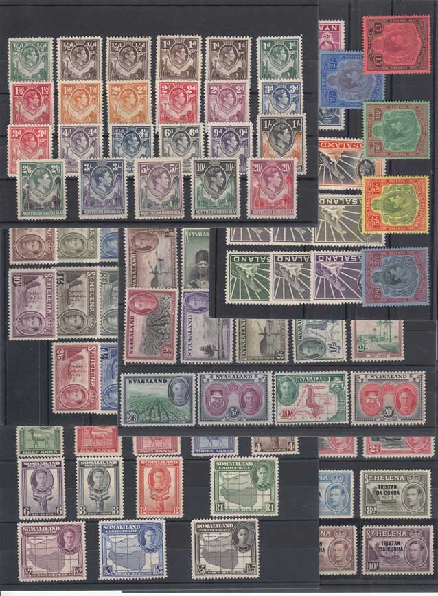 Lot 20 - collections  -  Stephan Welz & Co (Pty) Ltd Postage Stamps • Postal History • Banknotes • Coins & Medallions • Autographs • Mandela Memorabilia