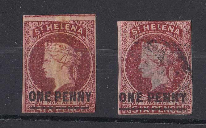 Lot 267 - st. helena  -  Stephan Welz & Co (Pty) Ltd Postage Stamps • Postal History • Banknotes • Coins & Medallions • Autographs • Mandela Memorabilia