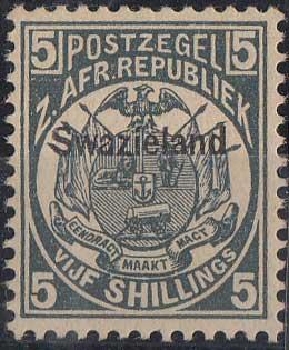 Lot 280 - swaziland  -  Stephan Welz & Co (Pty) Ltd Postage Stamps • Postal History • Banknotes • Coins & Medallions • Autographs • Mandela Memorabilia