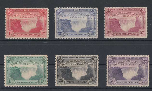 Lot 679 - rhodesia  -  Stephan Welz & Co (Pty) Ltd Postage Stamps • Postal History • Banknotes • Coins & Medallions • Autographs • Mandela Memorabilia