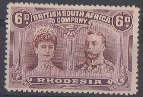 Lot 699 - rhodesia  -  Stephan Welz & Co (Pty) Ltd Postage Stamps • Postal History • Banknotes • Coins & Medallions • Autographs • Mandela Memorabilia