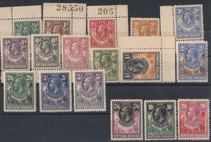 Lot 769 - rhodesia  -  Stephan Welz & Co (Pty) Ltd Postage Stamps • Postal History • Banknotes • Coins & Medallions • Autographs • Mandela Memorabilia