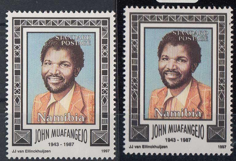 Lot 866 - south west africa  -  Stephan Welz & Co (Pty) Ltd Postage Stamps • Postal History • Banknotes • Coins & Medallions • Autographs • Mandela Memorabilia