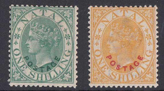 Lot 912 - natal  -  Stephan Welz & Co (Pty) Ltd Postage Stamps • Postal History • Banknotes • Coins & Medallions • Autographs • Mandela Memorabilia