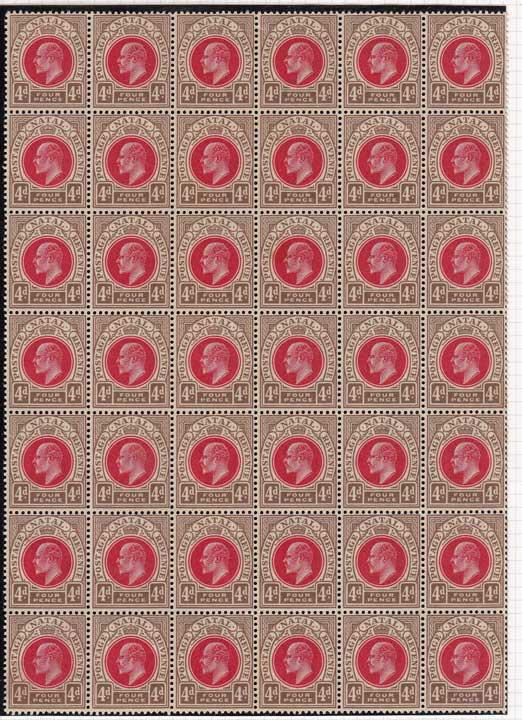Lot 920 - natal  -  Stephan Welz & Co (Pty) Ltd Postage Stamps • Postal History • Banknotes • Coins & Medallions • Autographs • Mandela Memorabilia