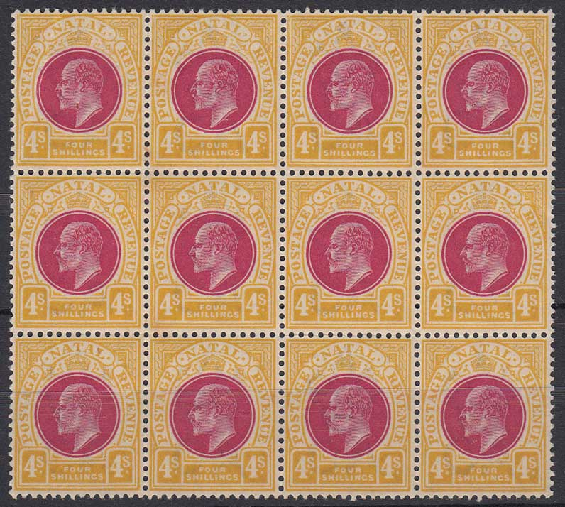 Lot 922 - natal  -  Stephan Welz & Co (Pty) Ltd Postage Stamps • Postal History • Banknotes • Coins & Medallions • Autographs • Mandela Memorabilia