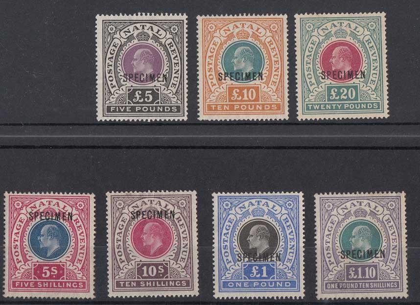 Lot 927 - natal  -  Stephan Welz & Co (Pty) Ltd Postage Stamps • Postal History • Banknotes • Coins & Medallions • Autographs • Mandela Memorabilia