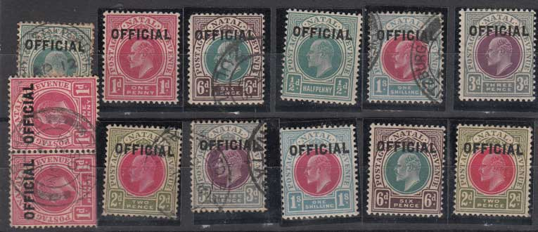 Lot 929 - natal  -  Stephan Welz & Co (Pty) Ltd Postage Stamps • Postal History • Banknotes • Coins & Medallions • Autographs • Mandela Memorabilia