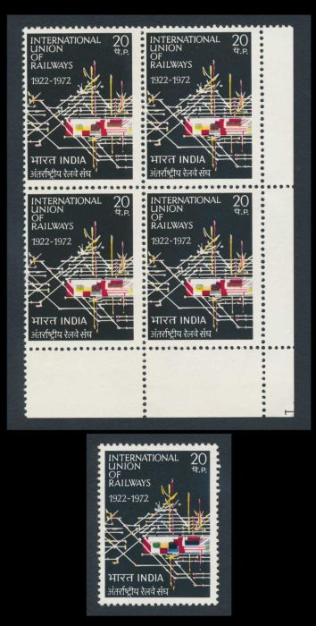 Lot 396 - india india post independence stamps -  Todywalla auctions Stamp Auction No. 6