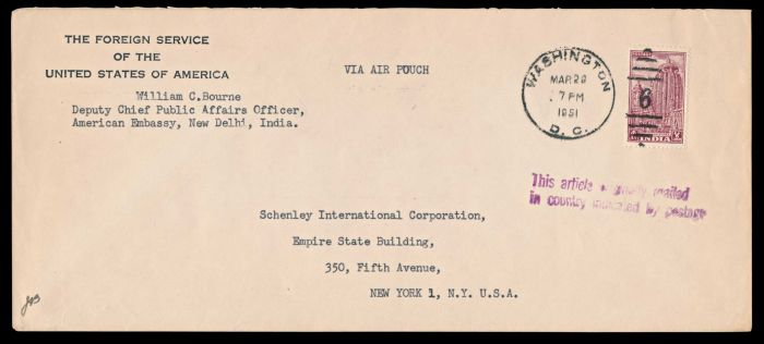 Lot 449 - india first day covers - folders and special covers -  Todywalla auctions Stamp Auction No. 6