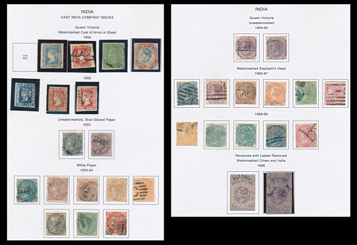 Lot 509 - india collections -  Todywalla auctions Stamp Auction No. 6