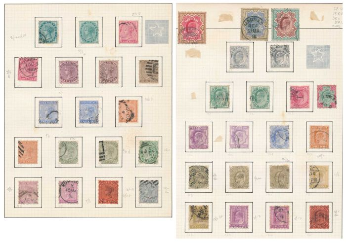 Lot 510 - india collections -  Todywalla auctions Stamp Auction No. 6