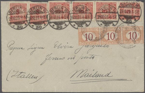 Немецкий аукцион открыток 5
