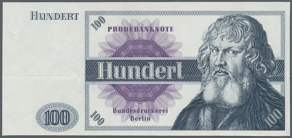 special bank note