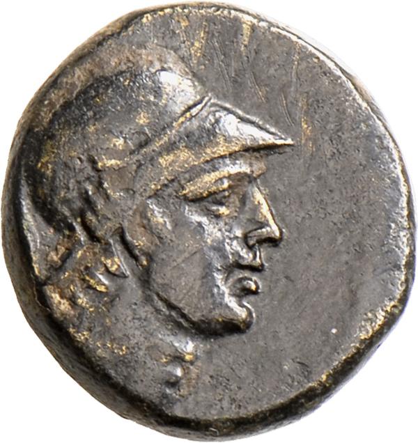 Stamp Auction Münzen Antike Pontos Städte Antike