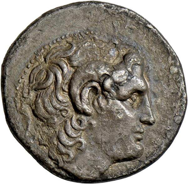 Stamp Auction Münzen Antike Thrakien Könige Und Dynasten