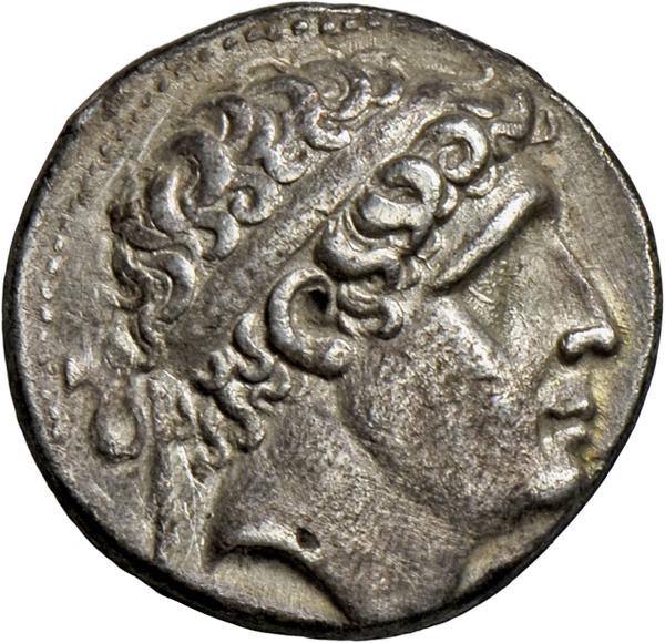 Coin Auction Münzen Antike Syrien Seleukiden Antike