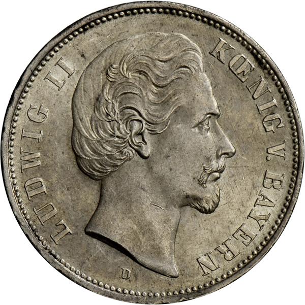 Bayern Umlaufmünzen 2 Mark Bis 5 Mark Deutsches Kaiserreich Coin